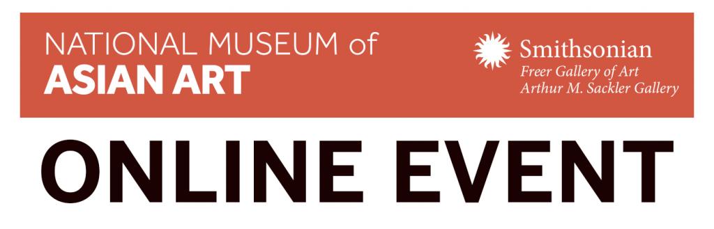 Webinar at National Museum of Asian Art banner